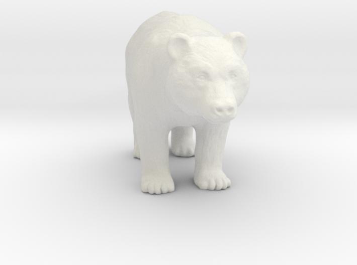 Printle Thing Bear - 1/76 3d printed