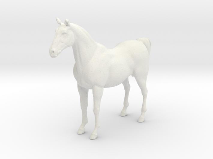 Printle Thing Horse - 1/64 3d printed