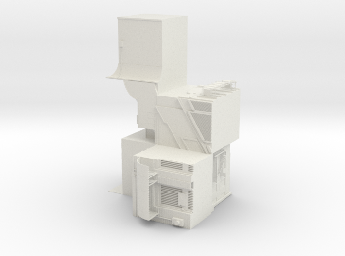 "BK-12: ""As Built - As Lived"" by NEMESTUDIO 3d printed"