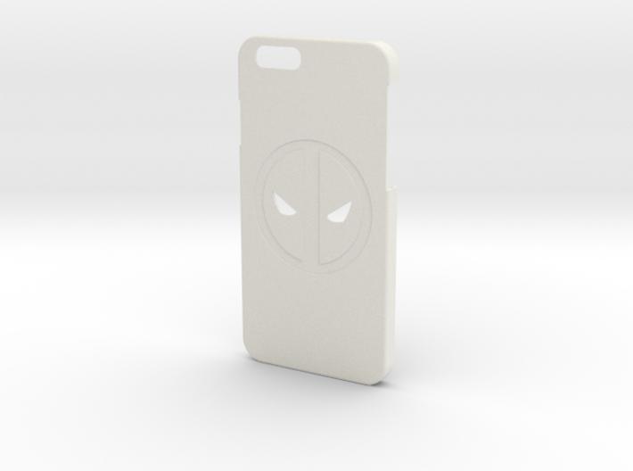 iPhone 6/6S Deadpool Case 3d printed