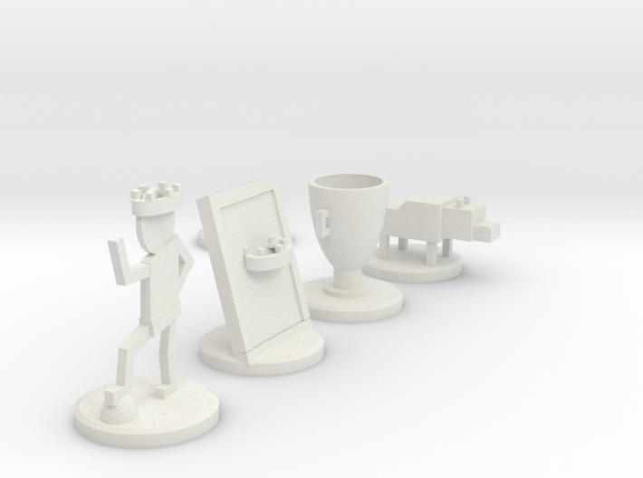 1st design 3d printed