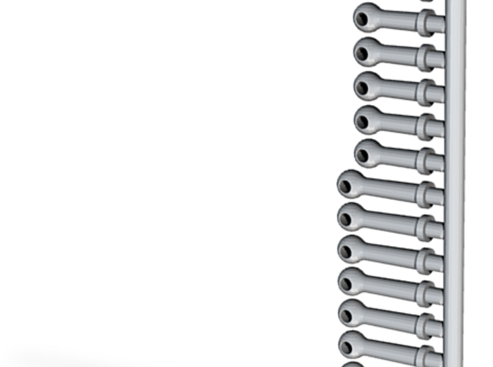 G SCALE BOILER STANCHION 16PK 3d printed