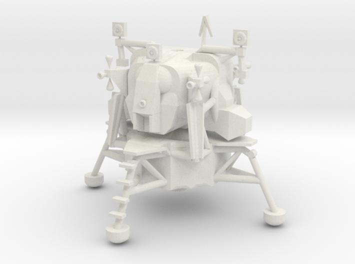 Printle Thing LEM - 1/24 3d printed