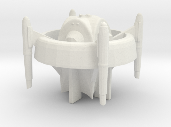 Star Sailers - Bird of Prey - Cruiser 3d printed