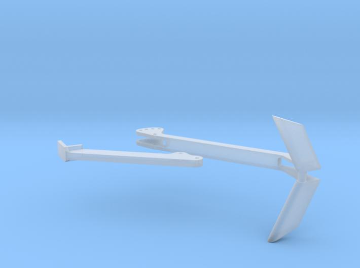Packerarm 3d printed