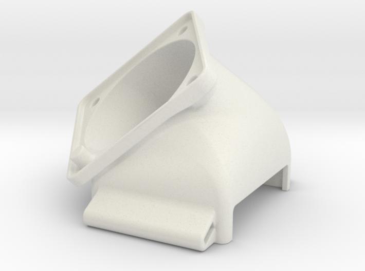 Airfilter Base Hobbywing Xerun 120A V2 3d printed