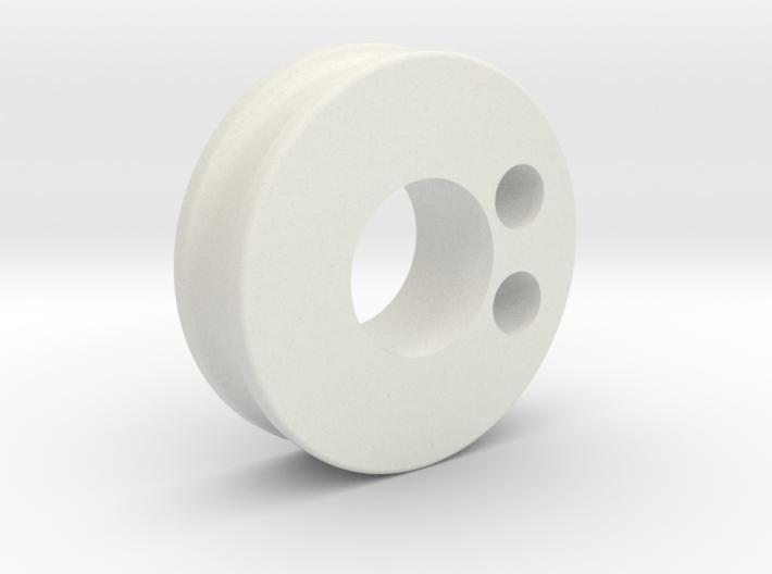 pulley_m 3d printed