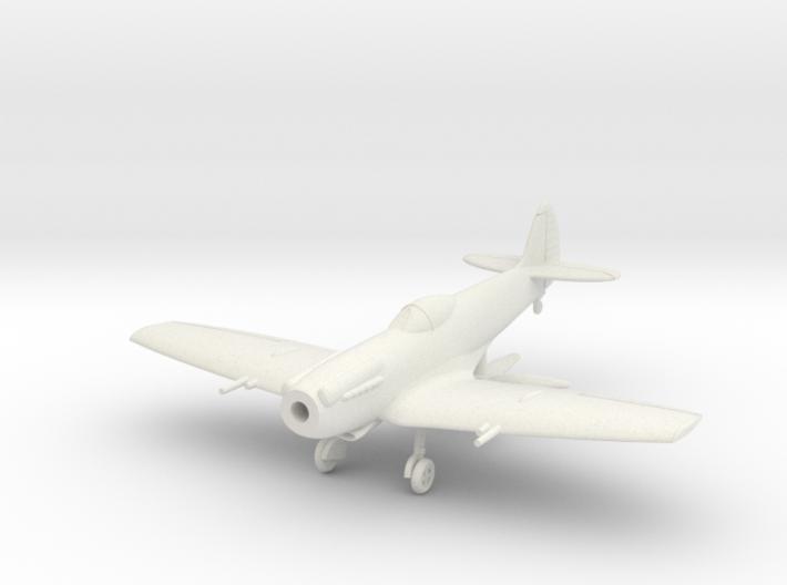 "Spitfire LF Mk XIVE ""low back"" 3d printed"