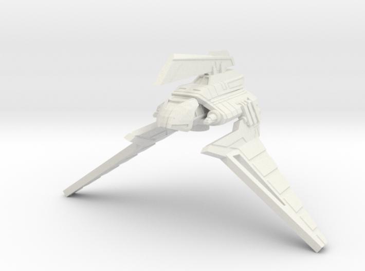 (MMch) Theta Shuttle 3d printed