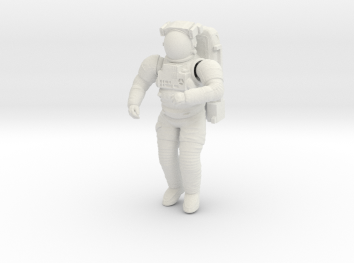 NASA EMU (Extravehicular Mobility Unit) 1:32_II 3d printed