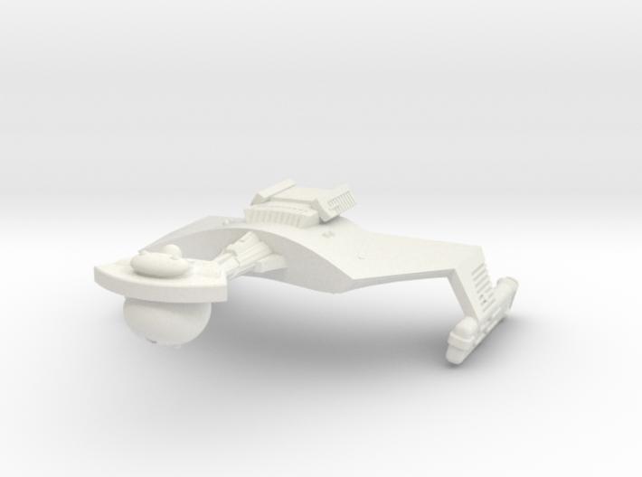 3125 Scale Klingon SD7B Unrefitted Strike Cruiser 3d printed