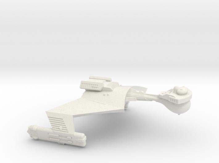 3788 Scale Klingon SD7B Unrefitted Strike Cruiser 3d printed