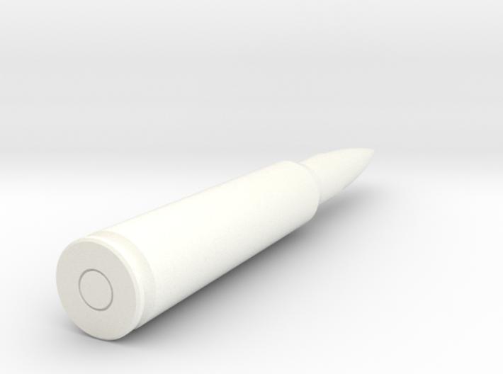 bullet 12.7x108mm 3d printed