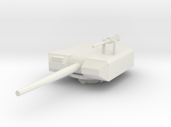 Minaiture RWS Turret - Weapon system Series 3d printed