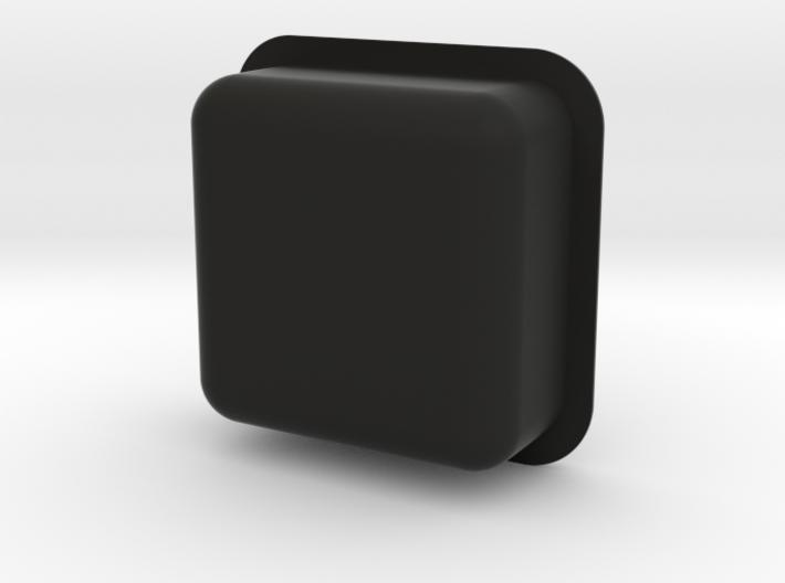 SQRD Button 3d printed