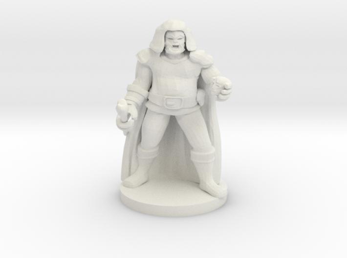 Bug Bear Nature Cleric 3d printed