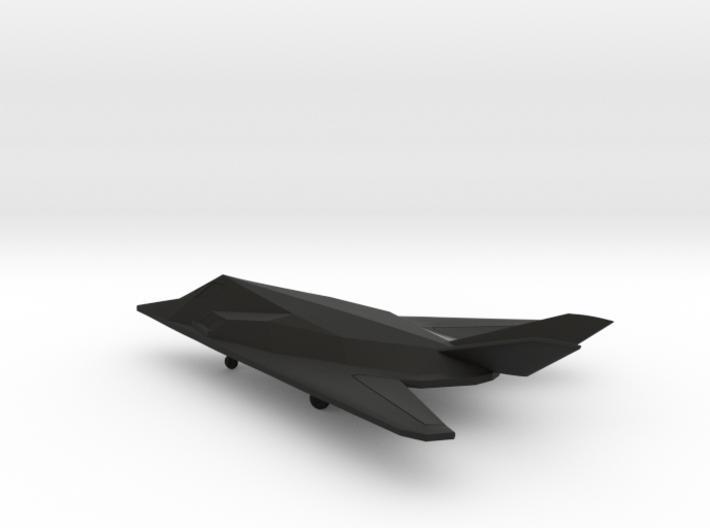 Lockheed F-117 Nighthawk 3d printed