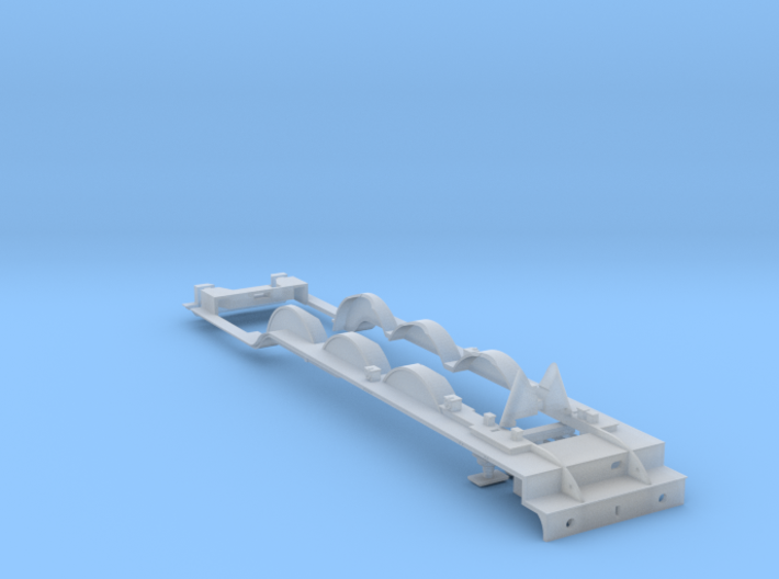 A0 1920 - LOW Running Plate - FUD 3d printed