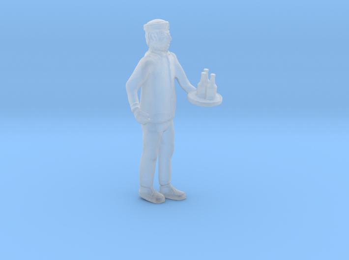Soda Jerk O Scale Figure 3d printed