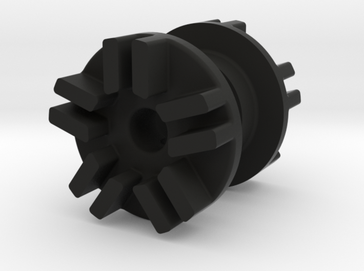 cos003-01 Kyosho Scorpion Wheel Adaptor for Tamiya 3d printed