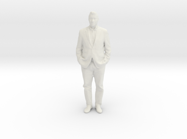 Printle F Yves Montand - 1/24 - wob 3d printed