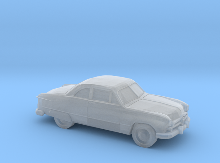 1/120 1X 1949 Ford Custom Fodor Coupe 3d printed