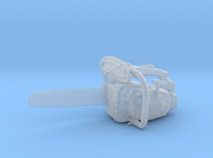 Printle Thing Chainsaw - 1/24 3d printed