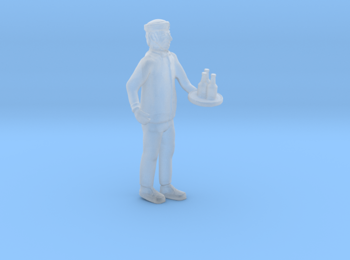 SODA JERK S Scale Figure 3d printed