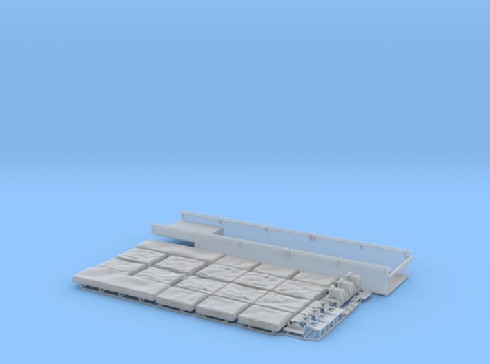 M3/M3A1 halftrack parts (1/16) 3d printed