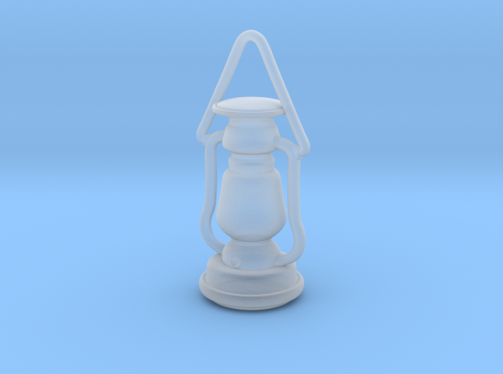 1/16 Lantern miniature/pendant 3d printed