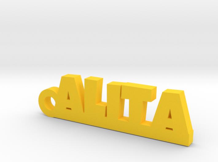 ALITA_keychain_Lucky 3d printed