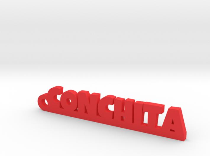 CONCHITA_keychain_Lucky 3d printed