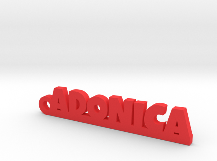 ADONICA_keychain_Lucky 3d printed