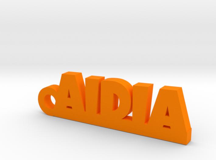 AIDIA_keychain_Lucky 3d printed