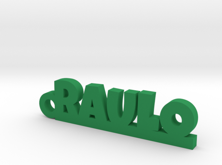 RAULO_keychain_Lucky 3d printed