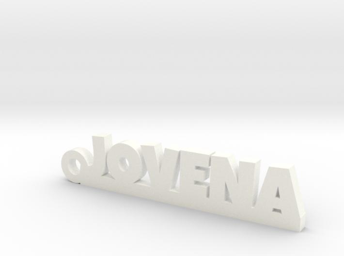 JOVENA_keychain_Lucky 3d printed