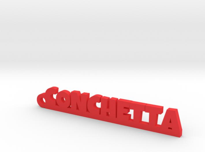 CONCHETTA_keychain_Lucky 3d printed