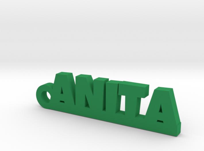 ANITA_keychain_Lucky 3d printed