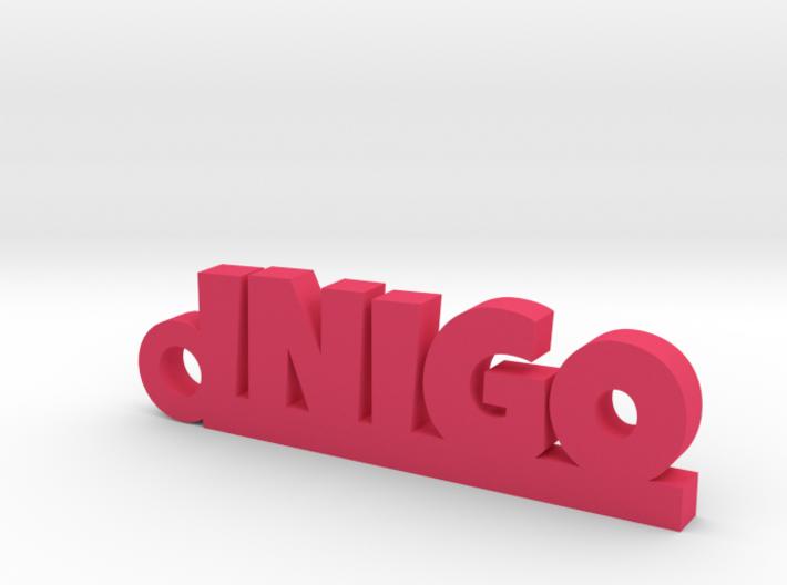 INIGO_keychain_Lucky 3d printed
