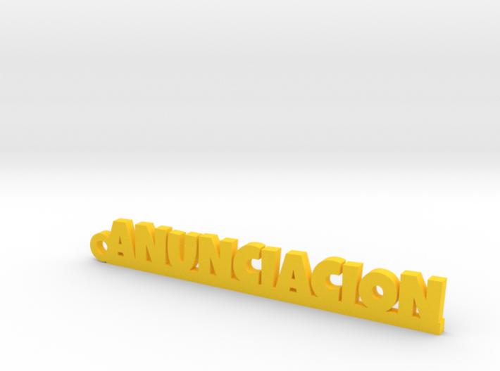 ANUNCIACION_keychain_Lucky 3d printed