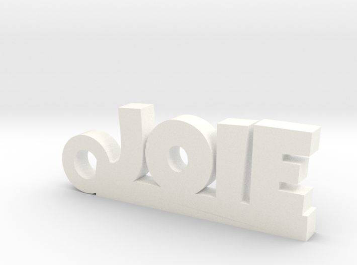JOIE_keychain_Lucky 3d printed