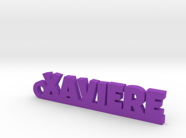 XAVIERE_keychain_Lucky 3d printed