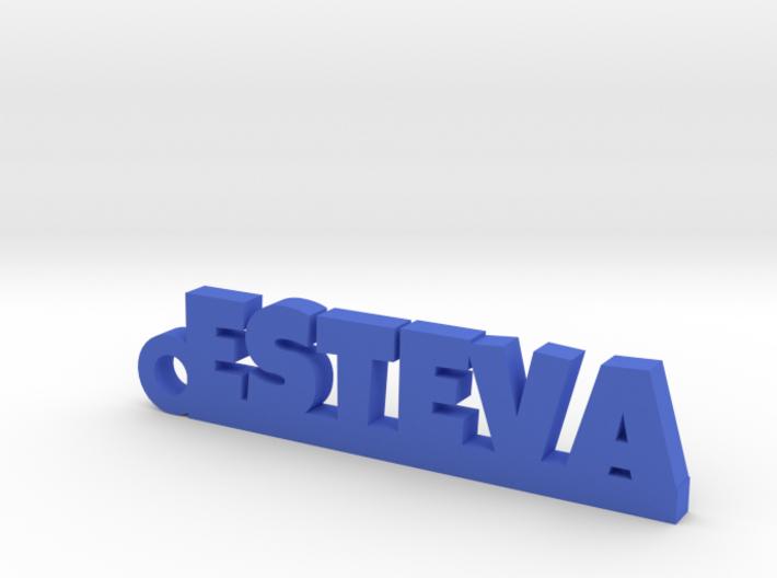 ESTEVA_keychain_Lucky 3d printed