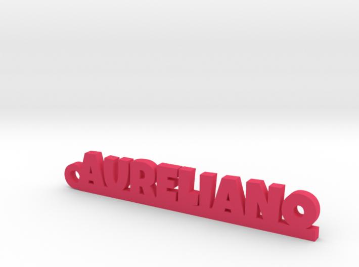 AURELIANO_keychain_Lucky 3d printed
