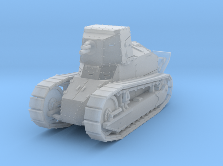 PV168E Renault FT 75 BS (1/72) 3d printed