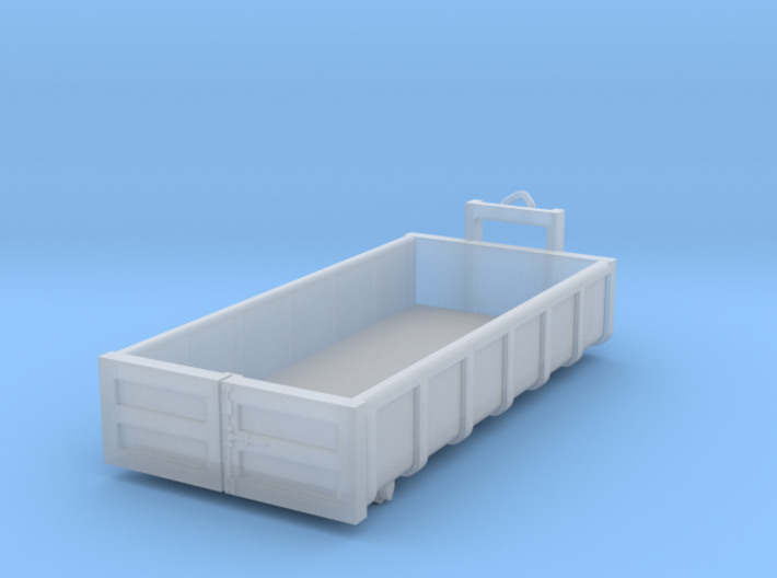 N Scale Container 15m3 3d printed