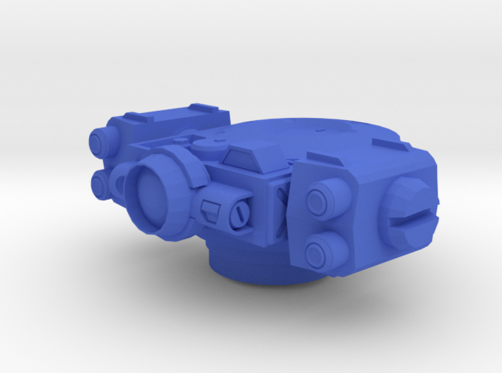 Rocket Turret 3d printed