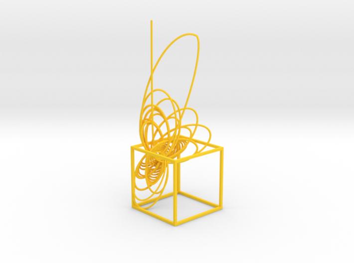 Cassini Prime - cube 3d printed