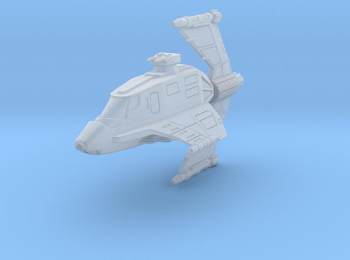 Skipray Blastboat 3d printed