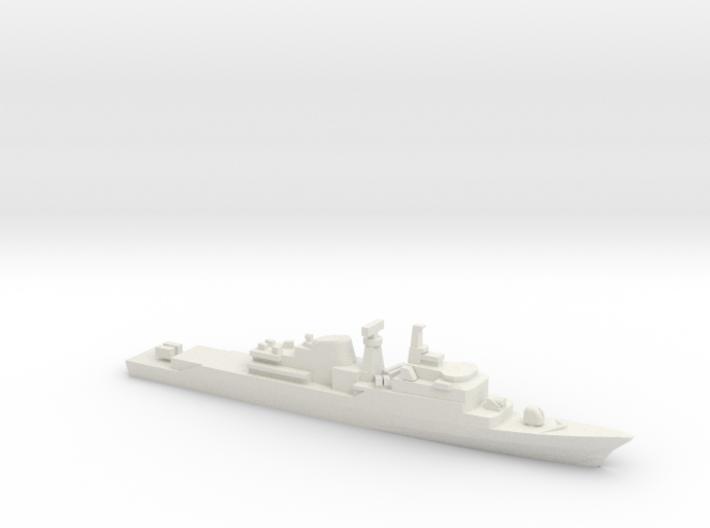 Niteroi-class frigate, 1/2400 3d printed
